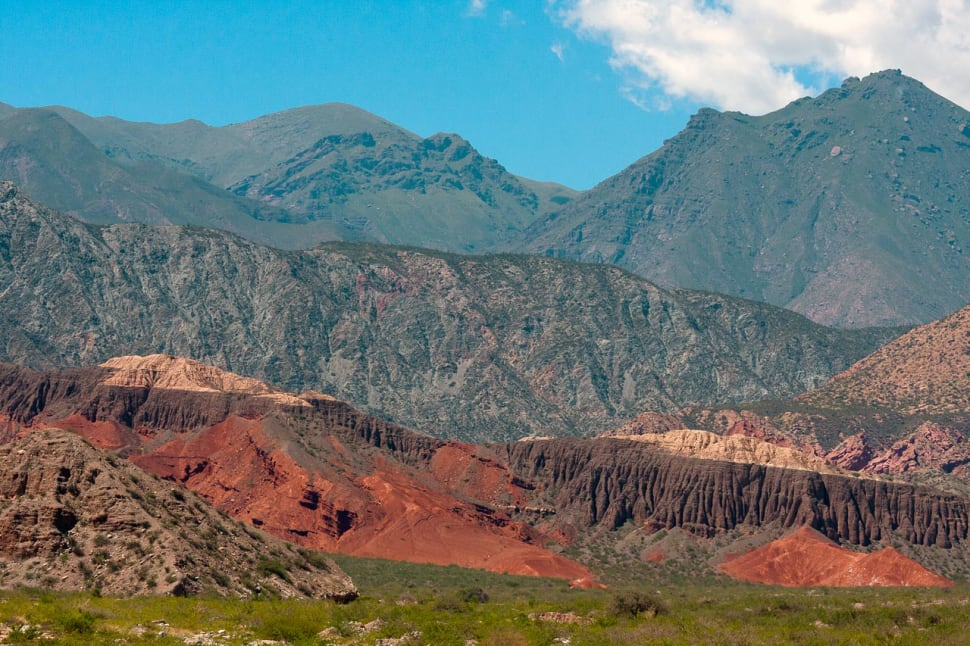 Best time for Quebrada de Humahuaca in Argentina