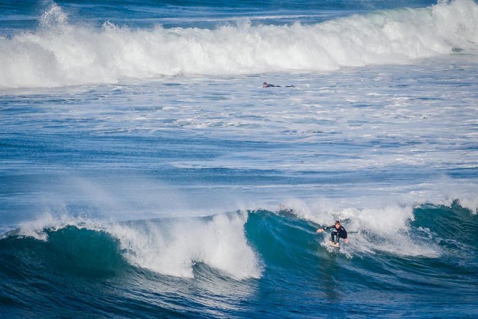 Surfing Off Victoria Coast in Victoria - Best Time