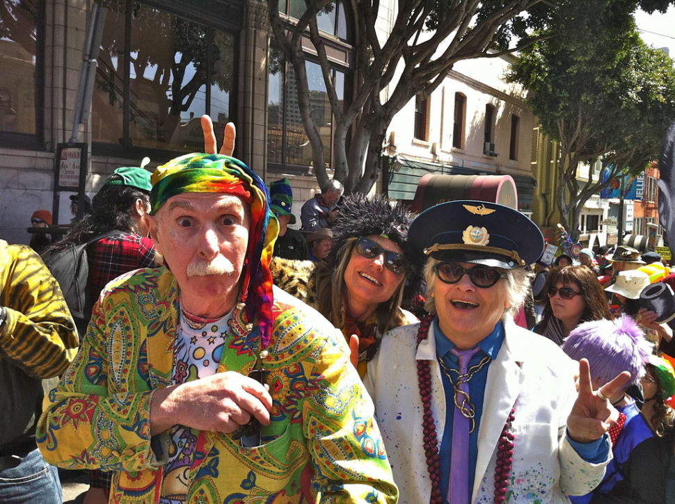 St. Stupid's Day Parade in San Francisco - Best Time