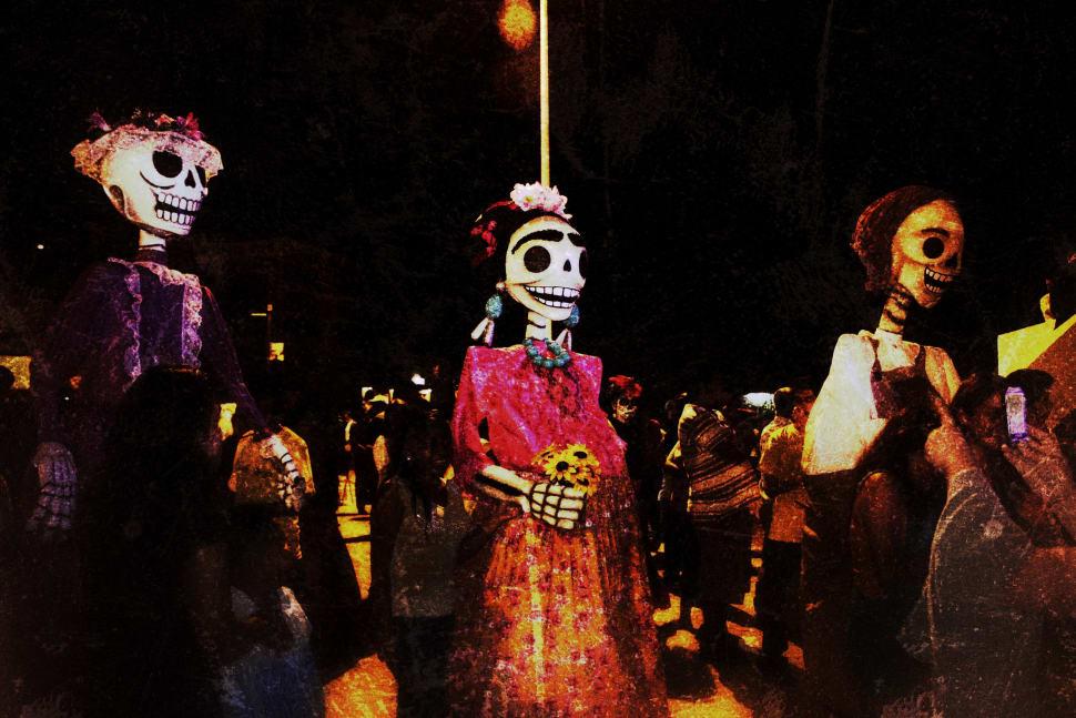 Day of the Dead (Día de los Muertos) in Cancun - Best Time