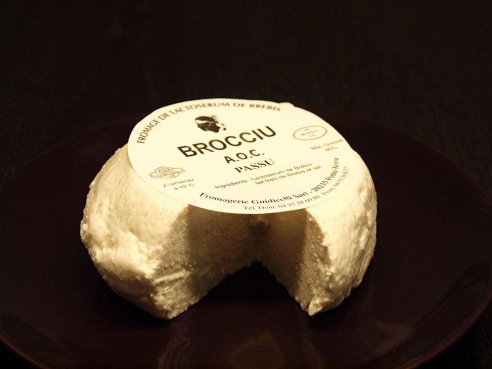Brocciu in Corsica - Best Season