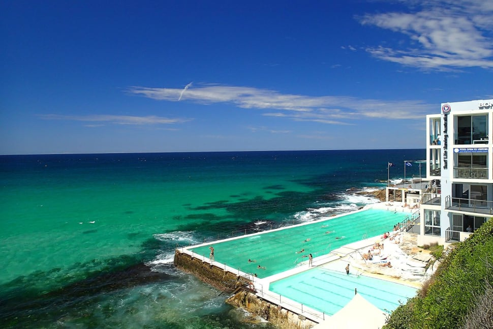 Bondi Icebergs Pool in Sydney - Best Time