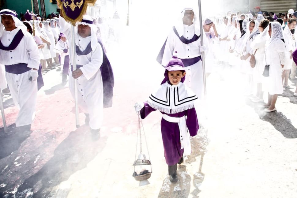 Semana Santa (Holy Week) in Antigua in Guatemala - Best Season