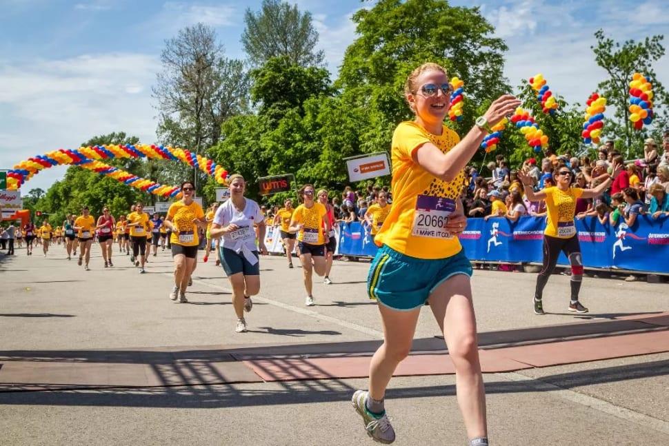 Austrian Women's Run (Österreichischer Frauenlauf) in Vienna - Best Season
