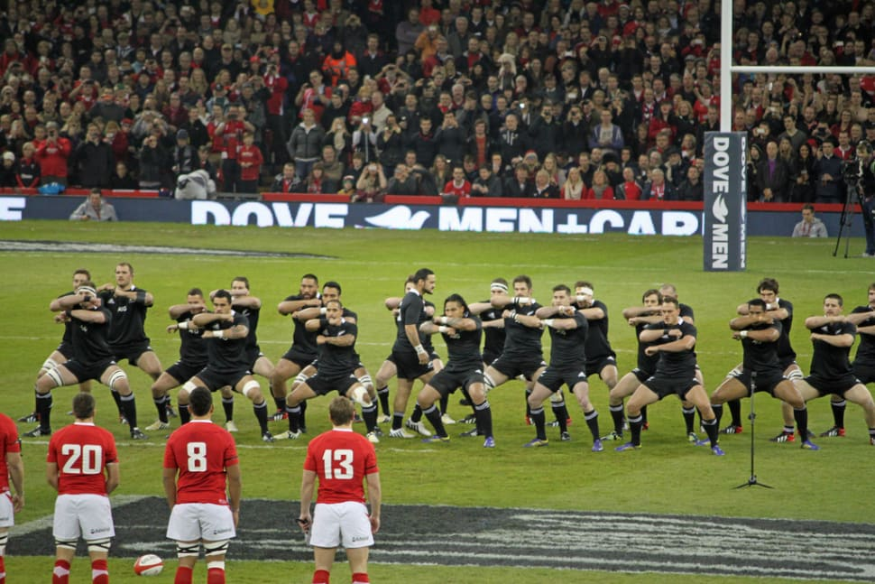 Wales v New Zealand (All Blacks)