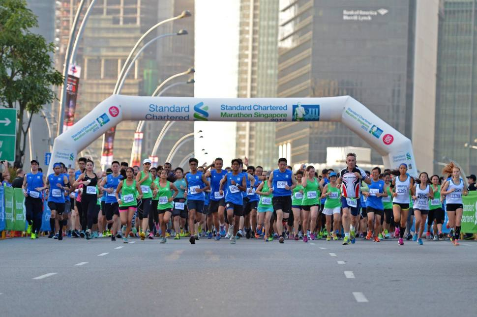Standard Chartered Marathon Singapore in Singapore - Best Season