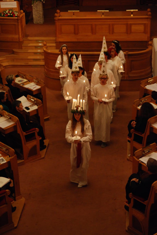 St. Lucia Day in Norway - Best Season