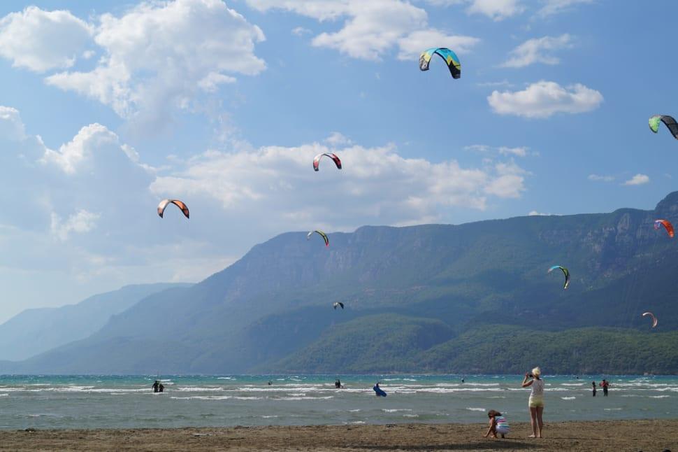 Kiteboarding in Turkey - Best Time