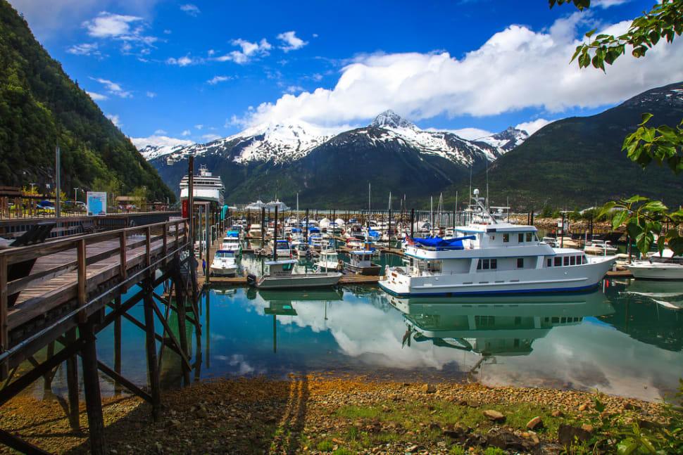 Summer in Alaska - Best Time
