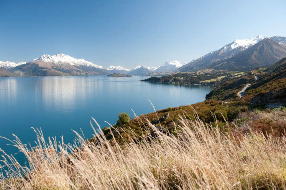 Glenorchy side