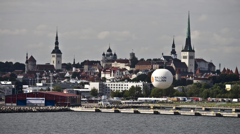 Balloon Tallinn in Estonia - Best Time