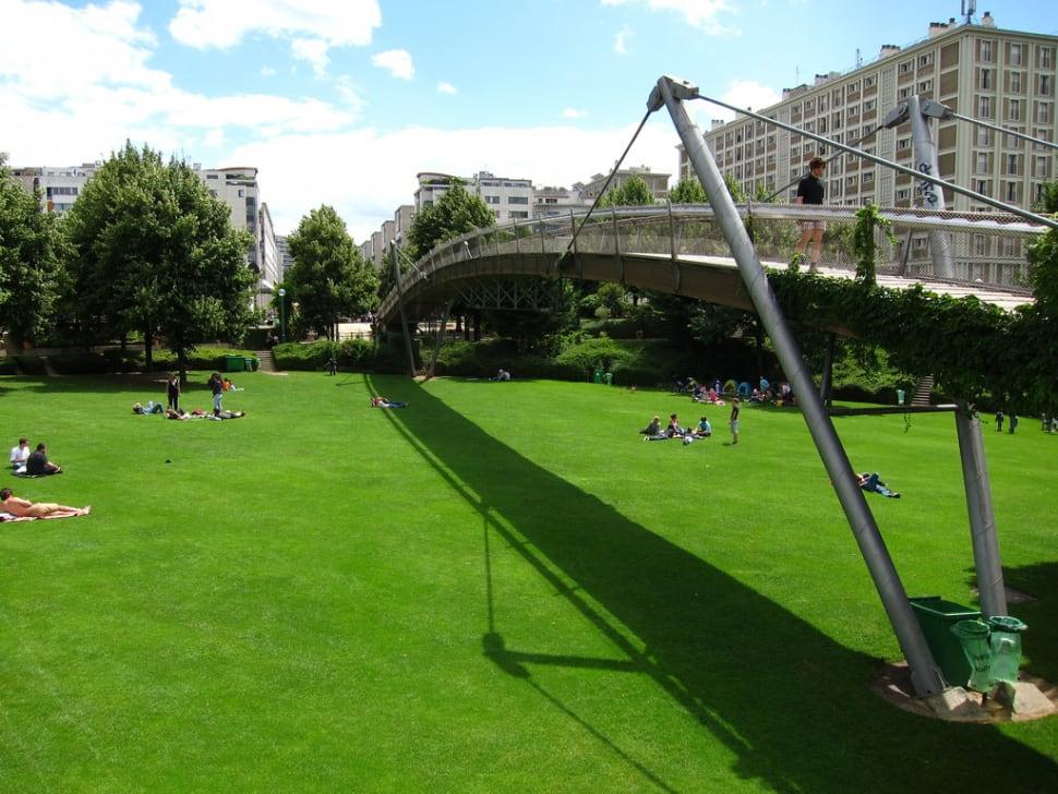 La Coulée Verte in Paris - Best Time
