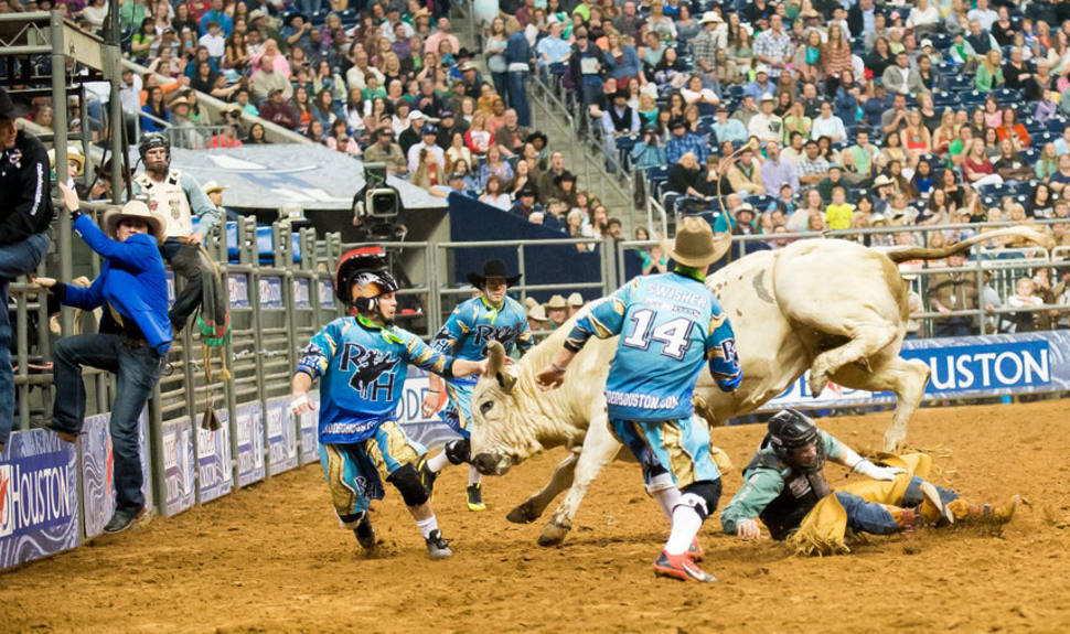 Best time to see Rodeo in Texas