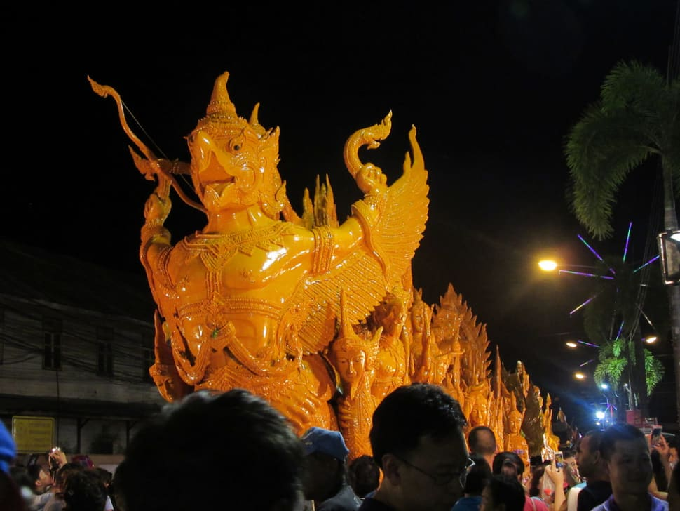Candle Festival in Ubon Ratchathani in Thailand - Best Time