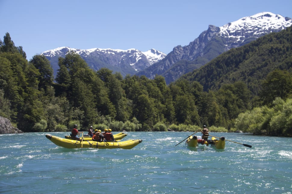 White Water Rafting in Chile - Best Season