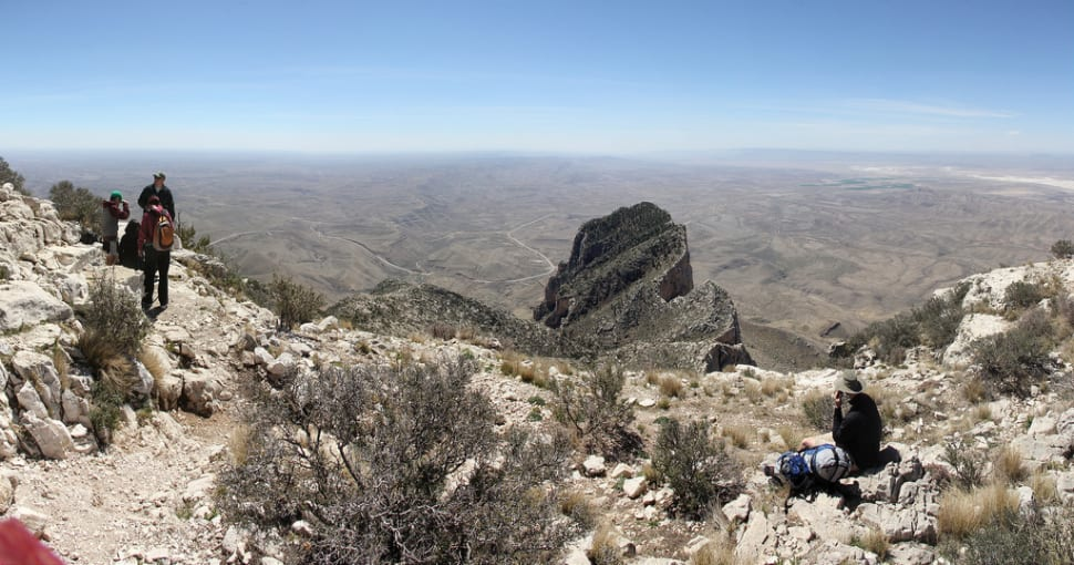 Best time for Hiking to Guadalupe Peak