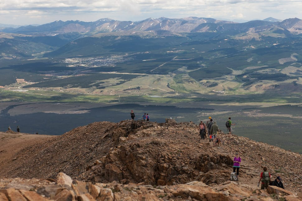Best time for Climbing Mount Elbert in Colorado