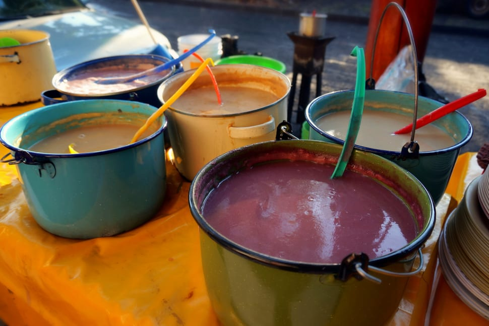 Best time for Atole in Mexico
