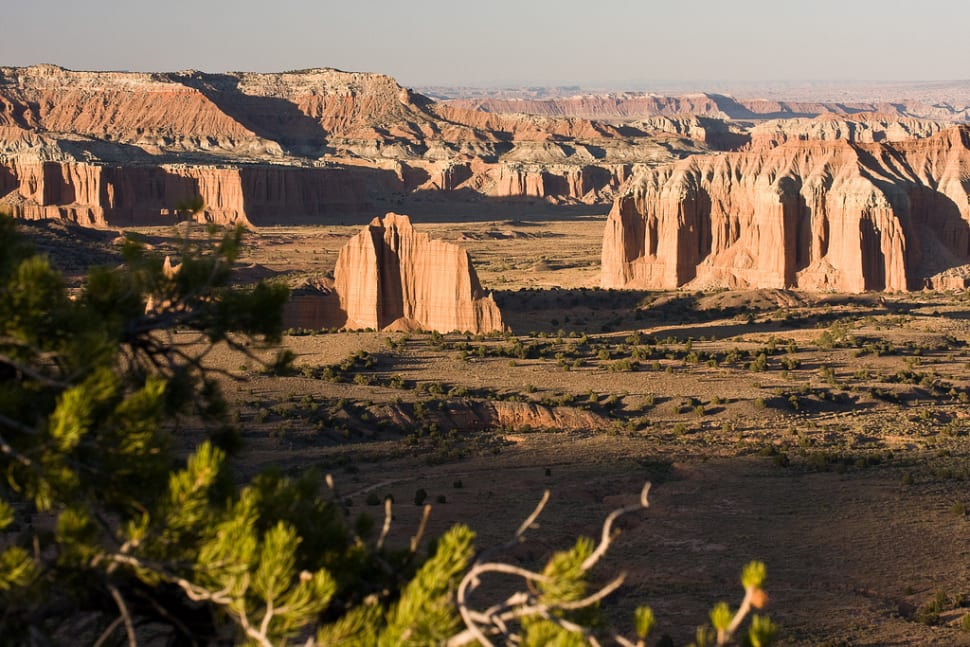 Cathedral Valley Scenic Drive in Utah - Best Time