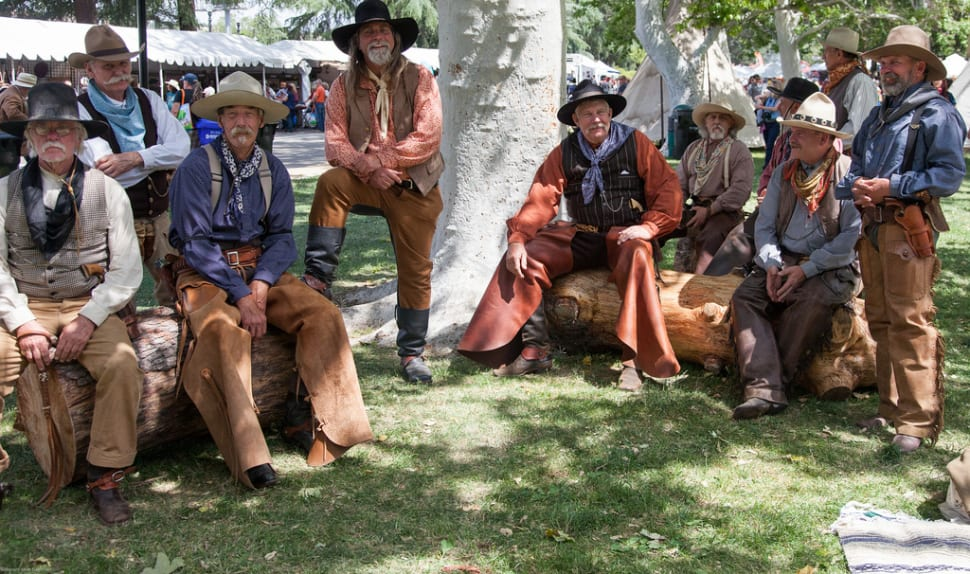 Santa Clarita Cowboy Festival in Los Angeles - Best Time