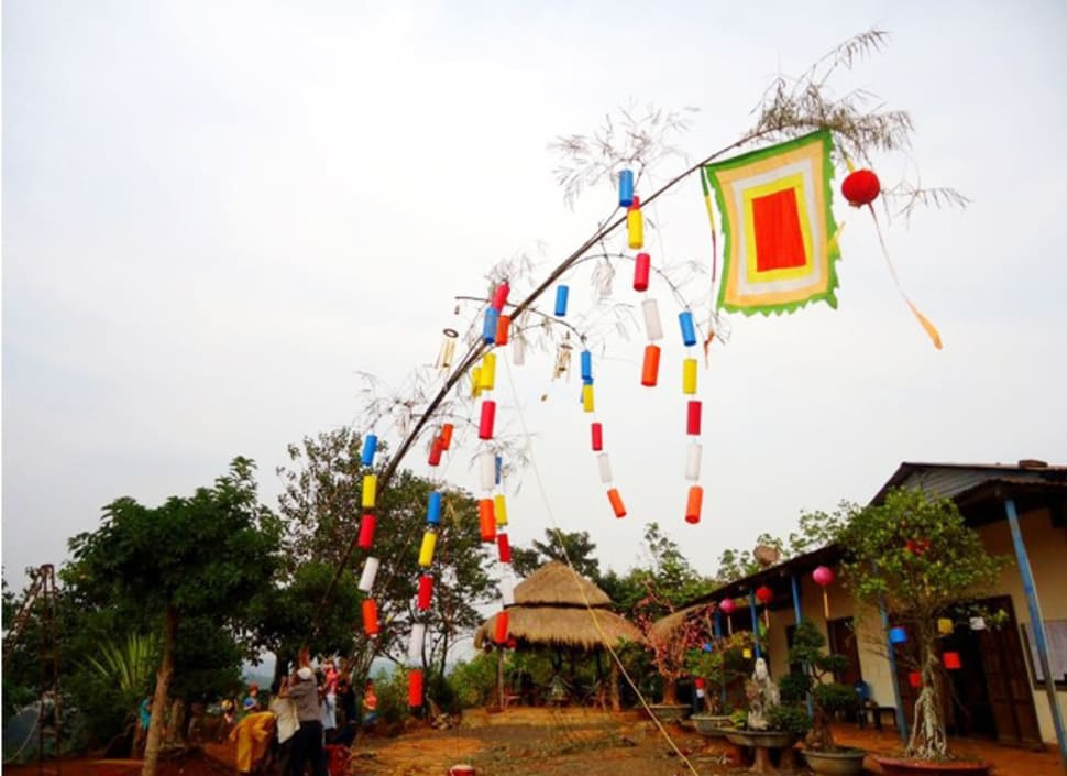 Cay Neu—Special Feature of Tet! in Vietnam - Best Time