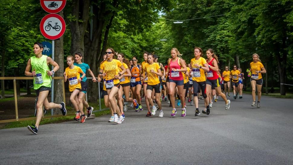 Best time for Austrian Women's Run (Österreichischer Frauenlauf) in Vienna