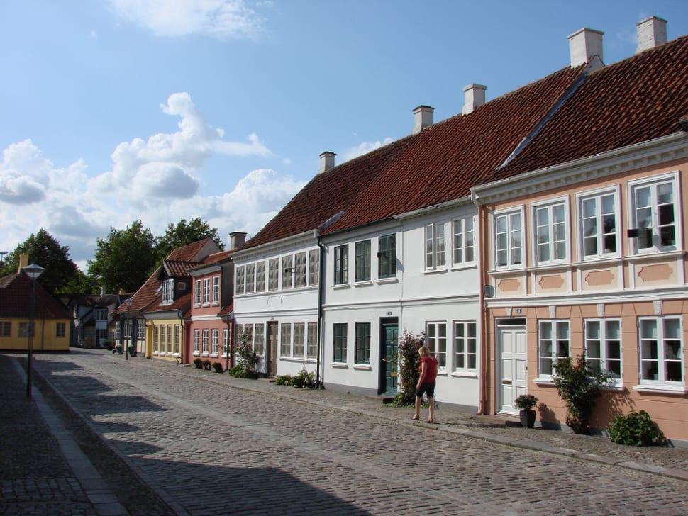 Best time for Hans Christian Andersen's Birthday and Festival in Denmark