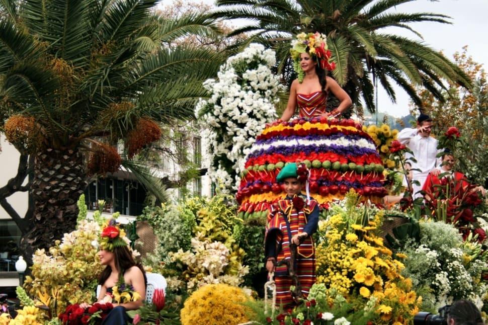 Madeira Flower Festival in Madeira - Best Time