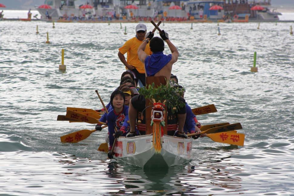 Best time for Dragon Boat Festival in Hong Kong