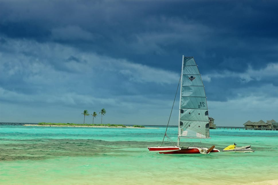 Catamaran Sailing in Maldives - Best Time