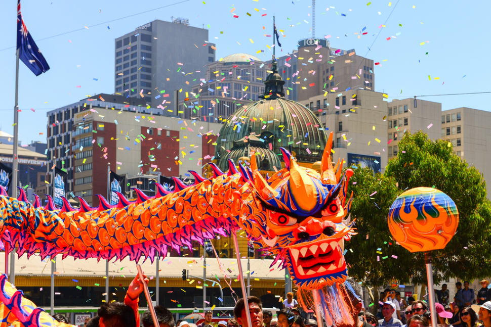 Chinese New Year in Melbourne - Best Time