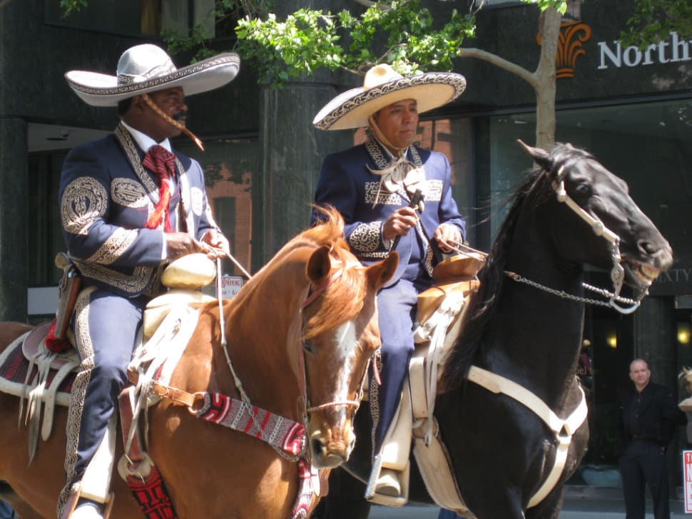 Best time for Charro Days in Texas