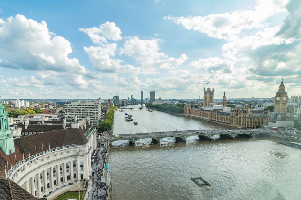 Summer in London - Best Season