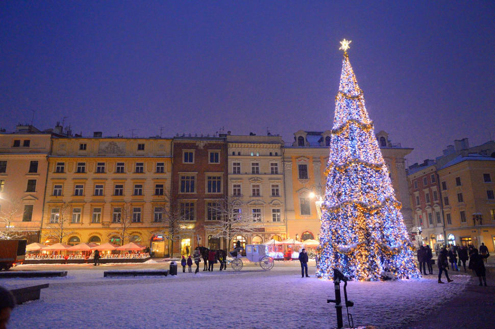 Christmas in Krakow - Best Time
