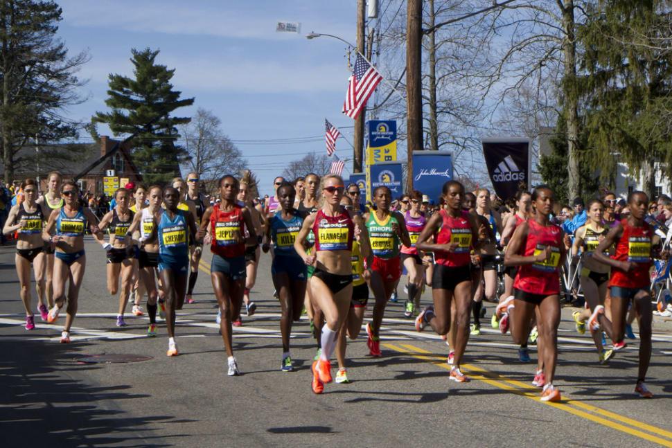 Things to do in Boston : Boston Marathon
