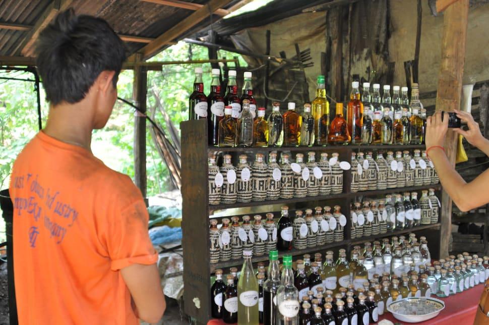 Lao-Lao Whiskey in Laos - Best Season