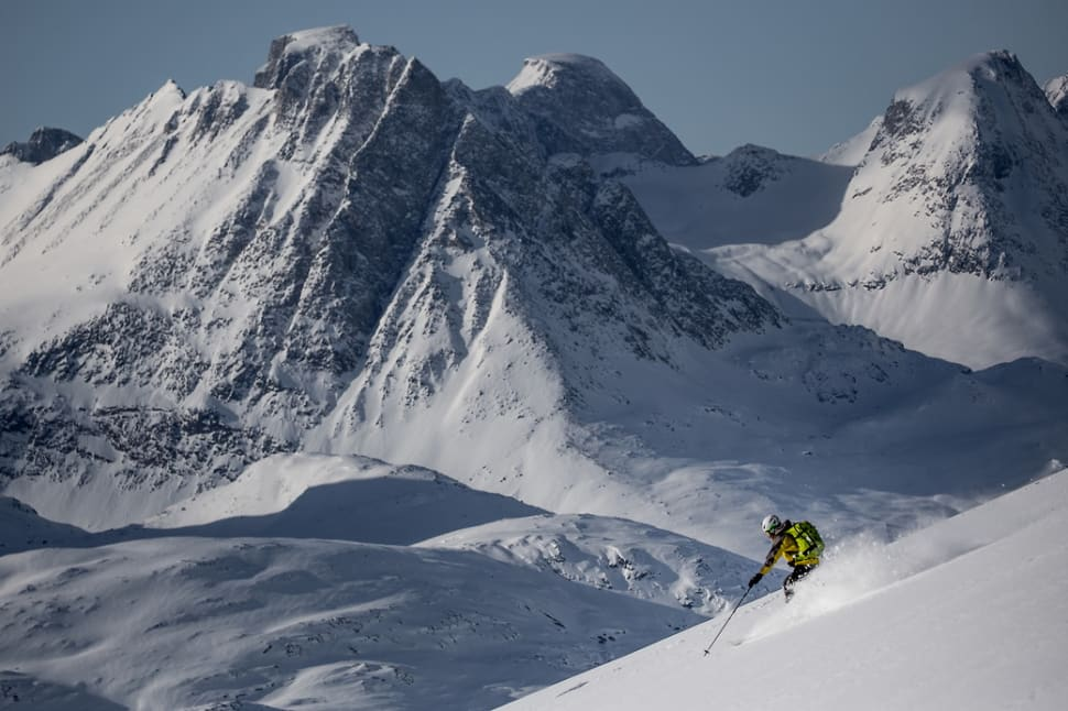 Ski Tours and Heliskiing in Greenland - Best Time