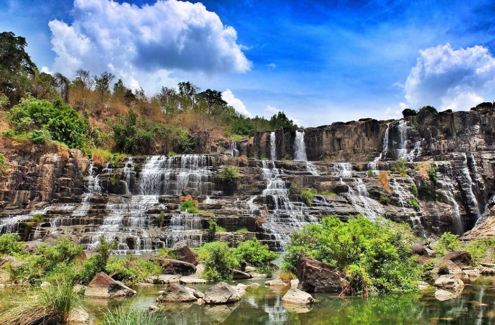 Stunning Dalat Waterfalls in Vietnam - Best Time