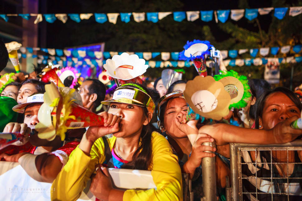Torotot Festival in Philippines - Best Time