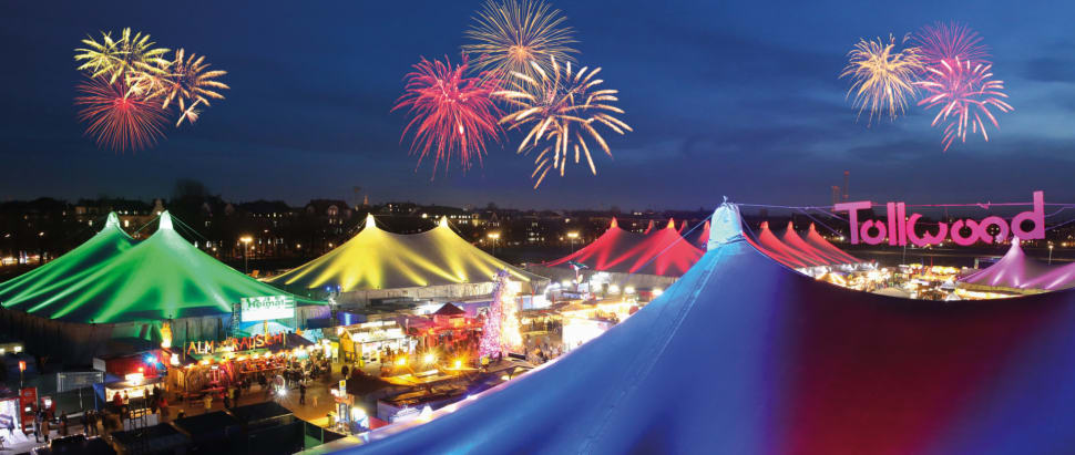 Tollwood Winter Festival in Munich - Best Time