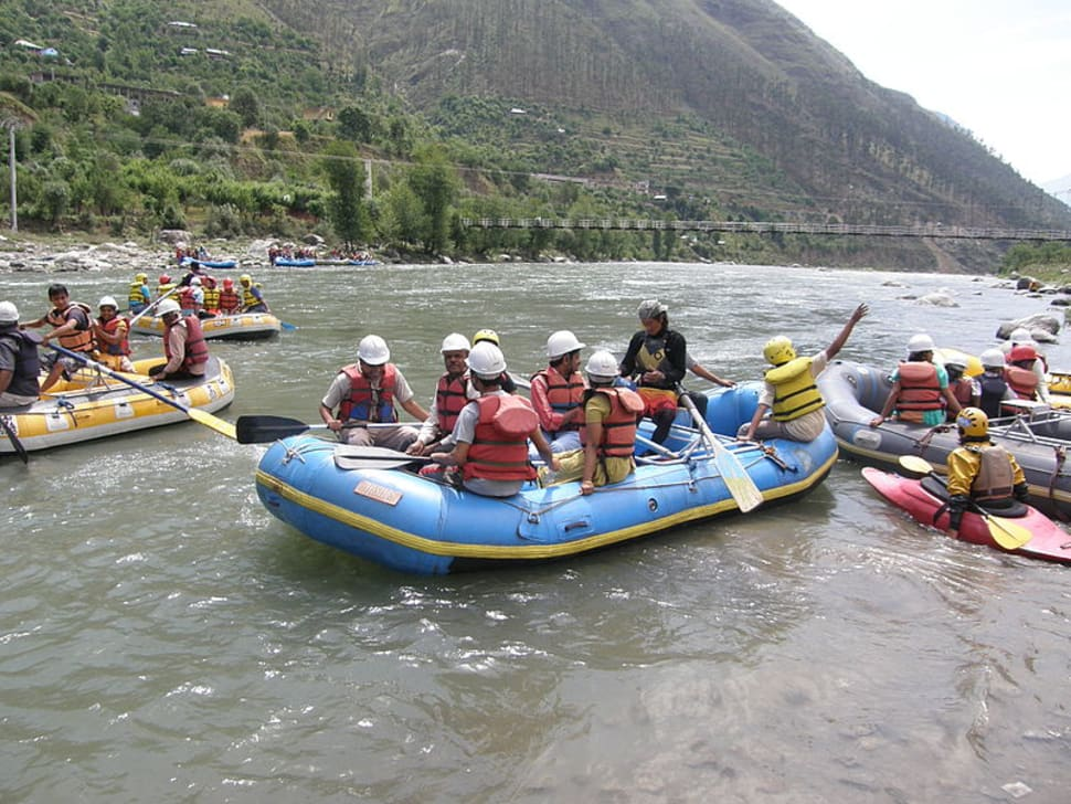 River Rafting in India - Best Season