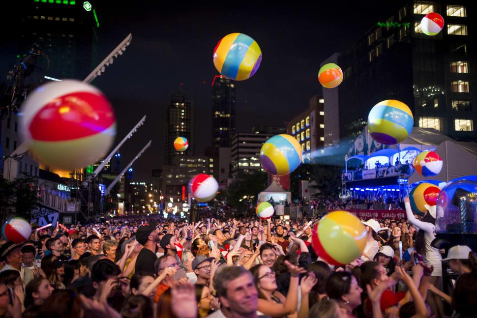 Best time for Festival International de Jazz de Montréal in Montreal