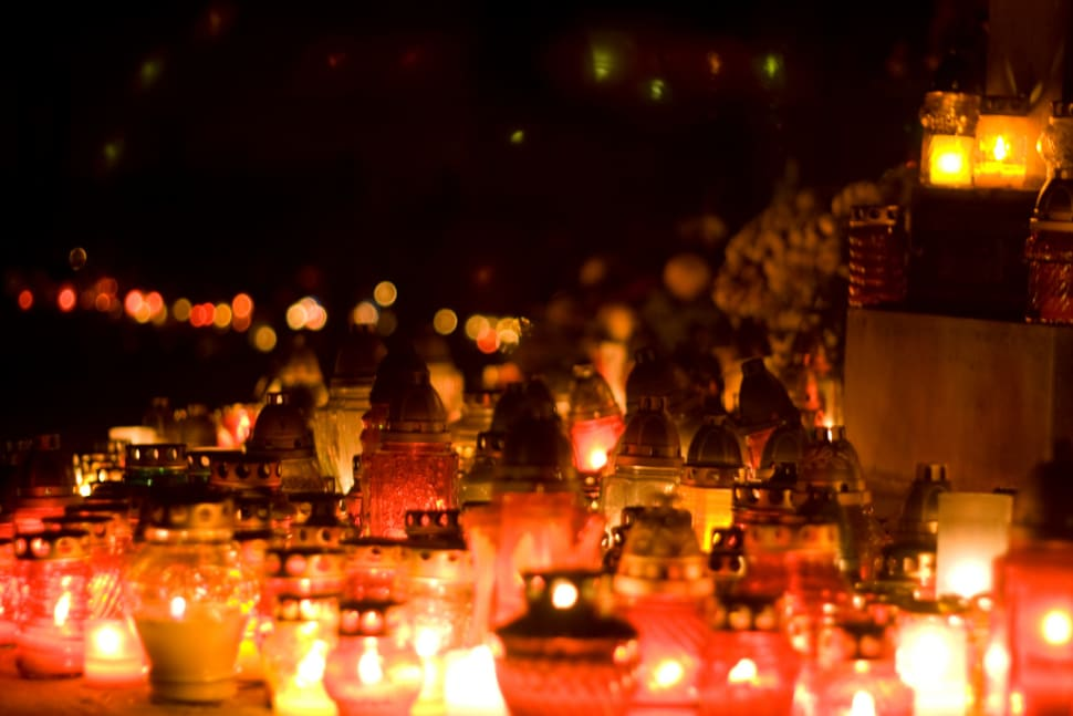 All Saints' Day and All Souls Day in Krakow - Best Time