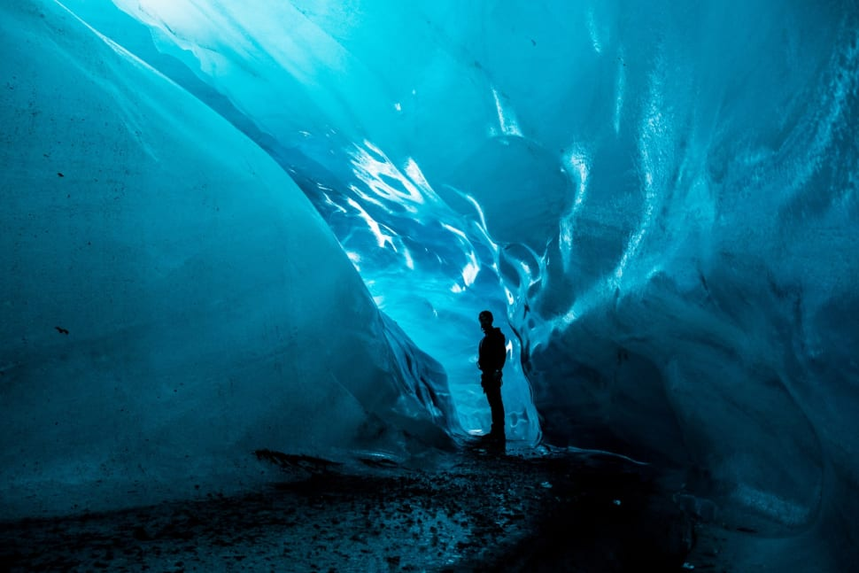 Glacier Ice Caves in Iceland - Best Time