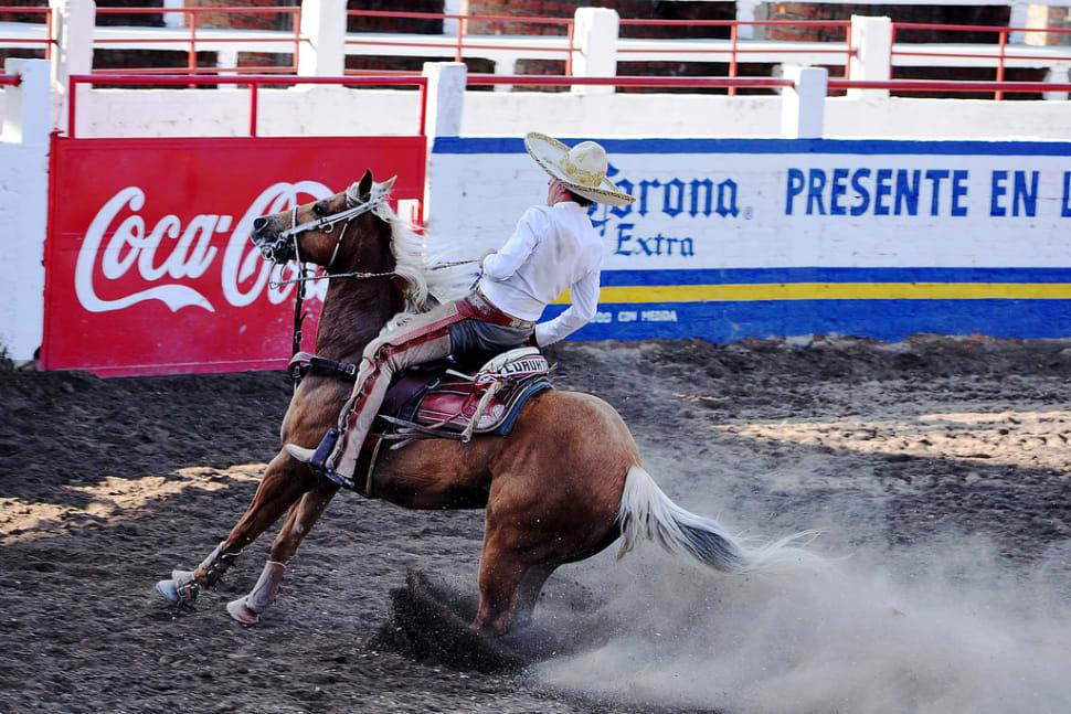 Mexican Rodeos or Charreadas in Mexico - Best Season