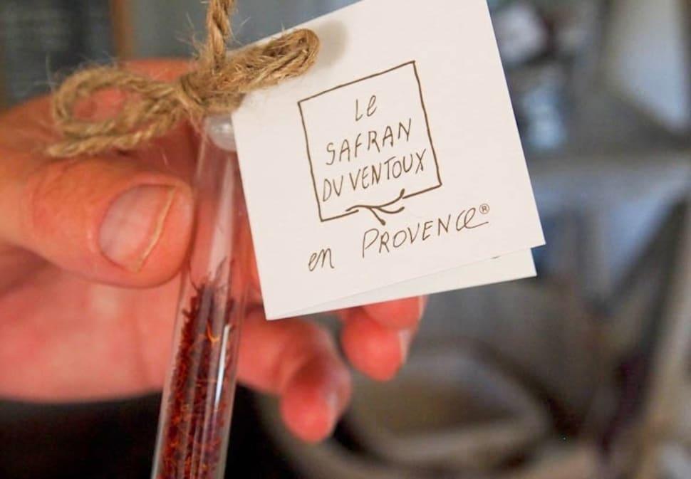 Saffron Farms in Provence & French Riviera - Best Season