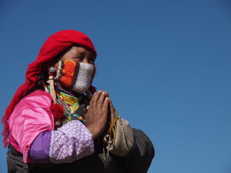 Best time for Saga Dawa Festival in Tibet