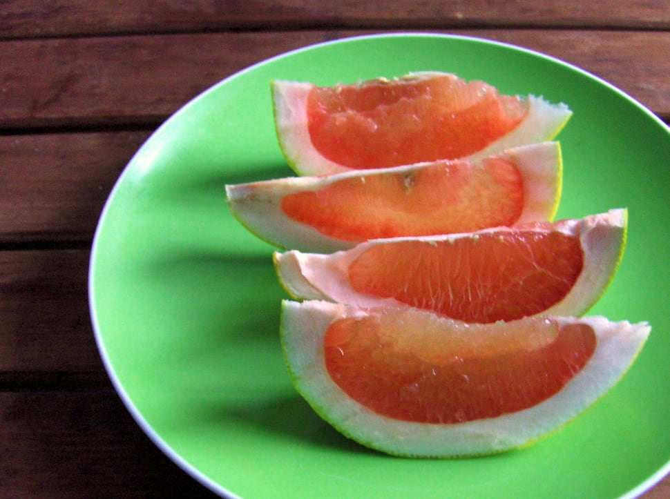 Best time for Pomelo Season in Thailand
