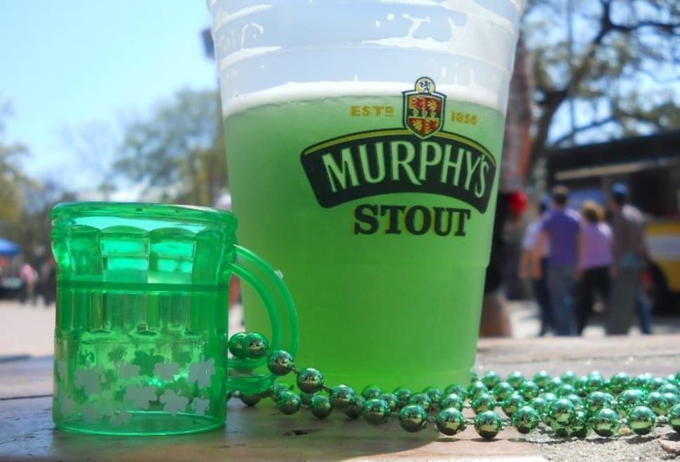 St. Patrick's Day in Texas - Best Season