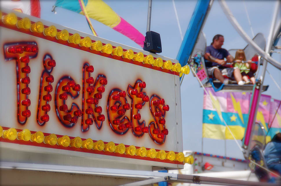 Best time for Cloverdale Rodeo and Country Fair